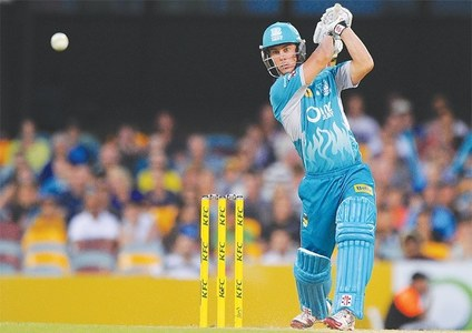 Lynn's IPL hopes rise