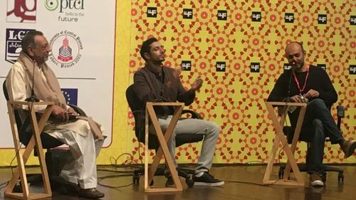 What's happening on Day 1 of Lahore Literary Festival