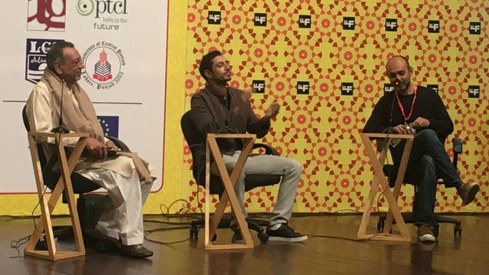What's happening on Day 1 of the Lahore Literary Festival