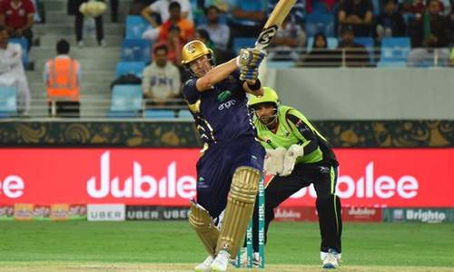 Gladiators triumph as clueless Qalandars lose second straight game