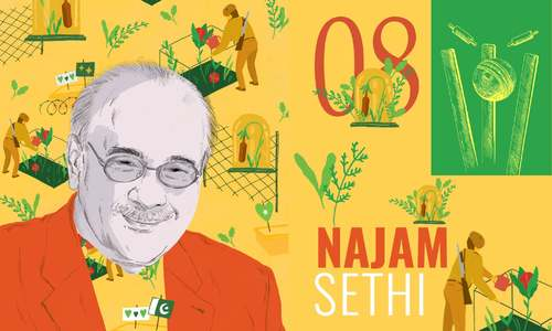 Najam Sethi: Bringing cricket back home from exile