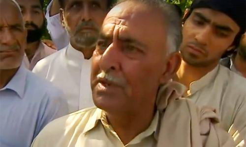 Mashal's father moves high court against ATC's lynching case verdict