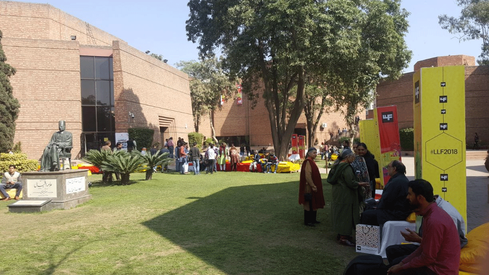 What's happening on Day 2 of the Lahore Literary Festival [Live]