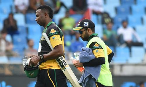 LIVE: Multan Sultans under the cosh for the first time in PSL 2018