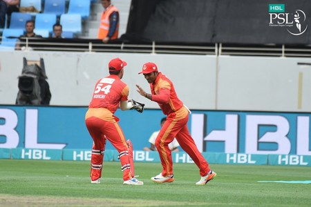 Hussain Talat leads Islamabad United to victory against Multan Sultans