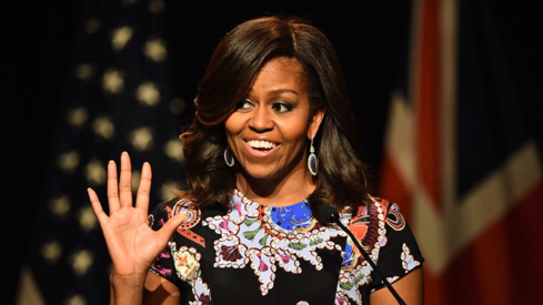 Michelle Obama's memoir Becoming will release in November