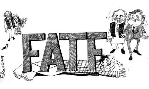 Cartoon: 26 February, 2018