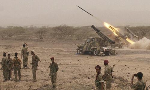 Iran blames Yemen war on British, US arms exports