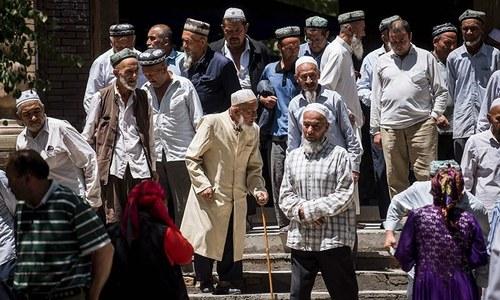 China using personal data as repression tool in Xinjiang, says Human Rights Watch
