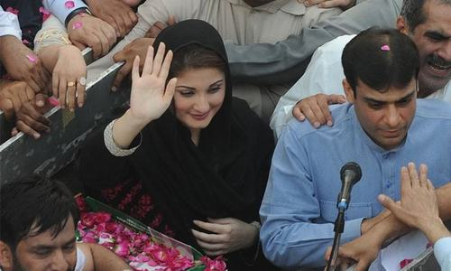 Maryam, Hamza unlikely to head party in Punjab