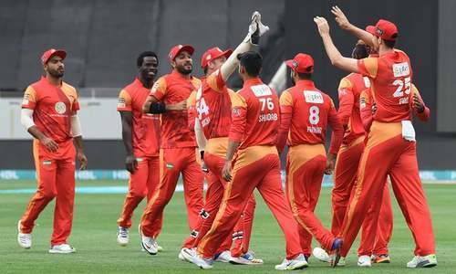 Islamabad United announce list of overseas players for PSL 2018 final against Peshawar Zalmi