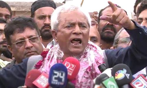 'I've been made a victim of revenge,' says Nehal Hashmi upon release from Adiala Jail