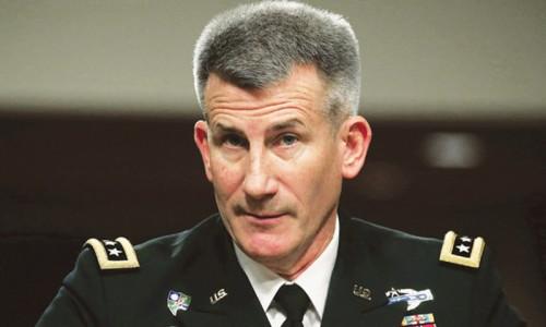 روس افغان طالبان کو ہتھیار فراہم کر رہا ہے، امریکی جنرل