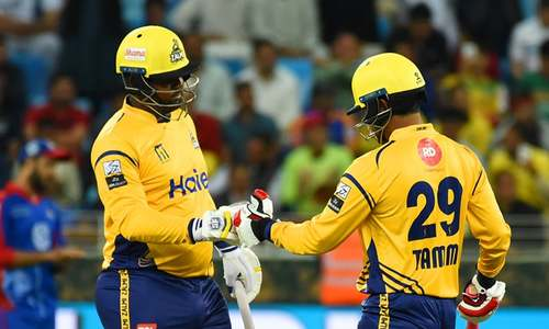 All eyes on Peshawar Zalmi as they take on Quetta Gladiators in repeat of last year's final