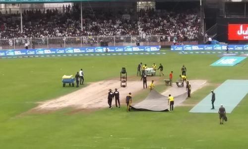 Karachi Kings vs Multan Sultans: Match called off due to rain in Sharjah