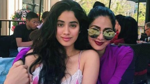 Janhvi Kapoor pens heartfelt open letter dedicated to her late mother, Sridevi