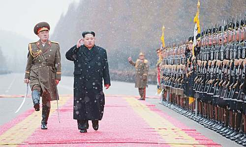 N. Korea lambastes US for attaching preconditions for talks
