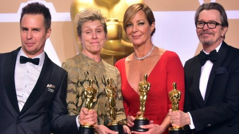 Trump, Weinstein and calls for change took center stage at the 2018 Oscars
