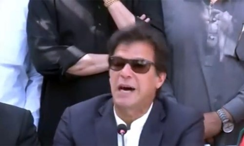 Imran Khan says will contest upcoming elections from Karachi