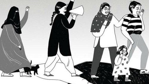 Why you should be part of the Aurat March in Karachi this Women's Day