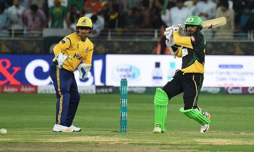 Will PSL front-runners Multan Sultans crush defending champs Peshawar Zalmi today?