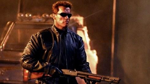 Arnold Schwarzenegger tells us when he's getting into Terminator mode again