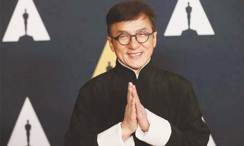 Jackie Chan advocates culturally rich Chinese films for world audience