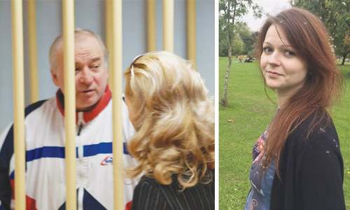 Ex-Russian spy critically ill in UK after mysterious exposure