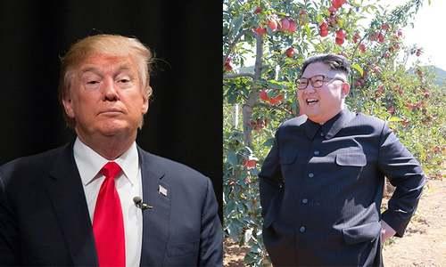 North Korea offer for talks a defining challenge for outspoken Trump