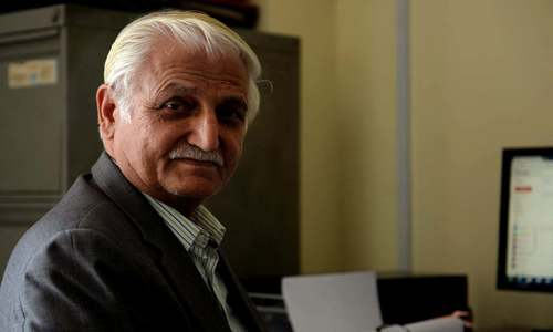 Farhatullah Babar champions causes that few other parliamentarians do