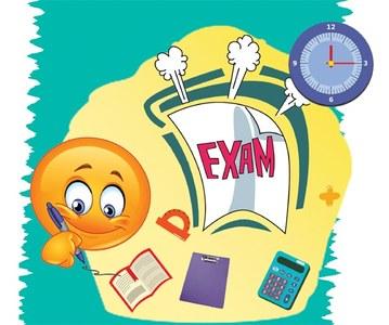 Last-minute exam tips