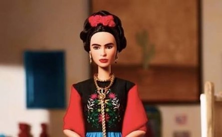 Frida Kahlo Barbie sparks fights over ownership