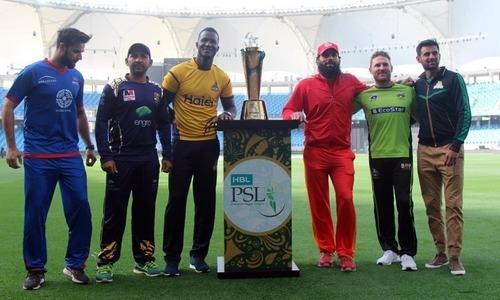 پی ایس ایل: ملتان کا مقابلہ لاہور سے، پشاور اور اسلام آباد بھی آمنے سامنے