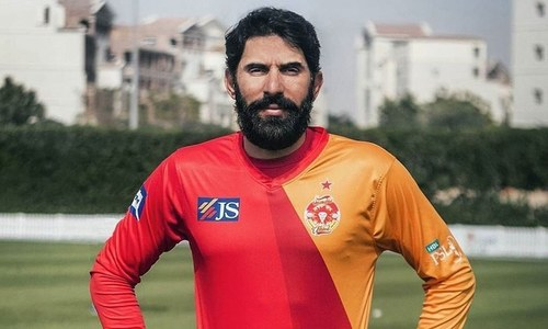 Time to take PSL back to Pakistan: Misbah
