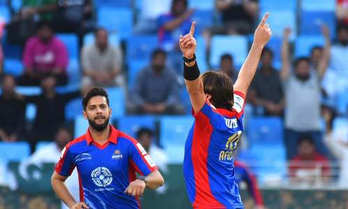 Karachi Kings clobber Multan Sultans by 63 runs