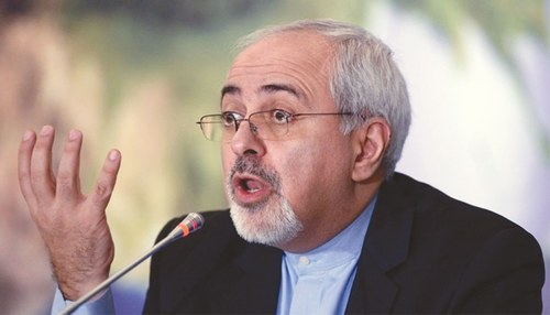 Iranian foreign minister to hold talks with civilian, military leaders