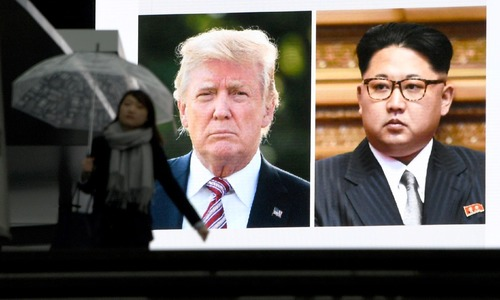 Trump foresees 'tremendous success' in coming talks with N. Korea