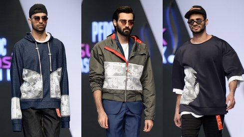 Republic by Omar Farooq makes menswear cool again on Day 3 of PFDC Sunsilk Fashion Week