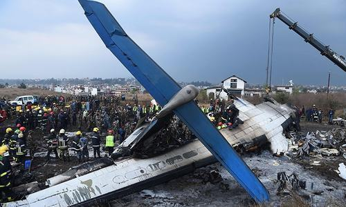 49 killed in Nepal's worst plane crash in decades