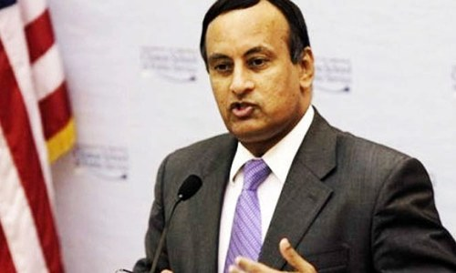 FIA files case against Hussain Haqqani over 'embezzlement of funds, misuse of authority'