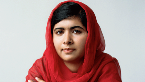 Malala's next book is about refugees