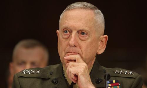 Elements in Taliban open to peace talks, says US Defense Secretary Jim Mattis in Kabul