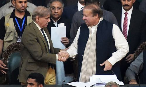'Cannot even think of replacing Nawaz': Shahbaz Sharif appointed PML-N president