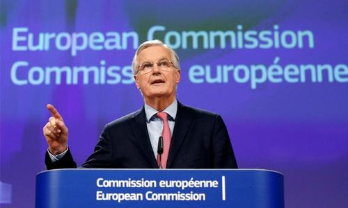 EU tells Britain to 'face up to hard facts' on Brexit