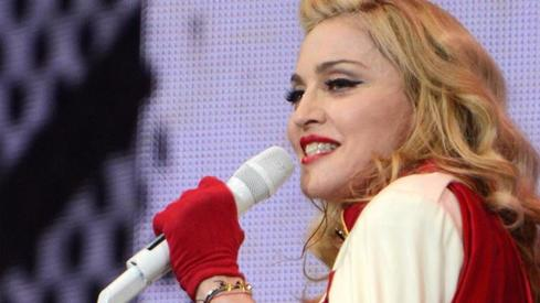 Madonna returns to direction with a biopic on Sierra Leone dancer