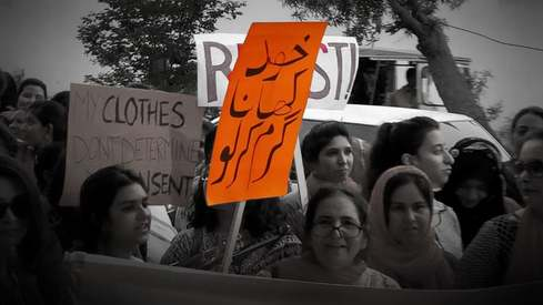 Desi men are really, really angry at this poster from Aurat March and it makes no sense
