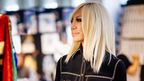 Versace will stop using fur in products, says Donatella