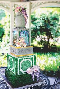 CANVAS: THE INTERSECTION OF CAKE AND ART