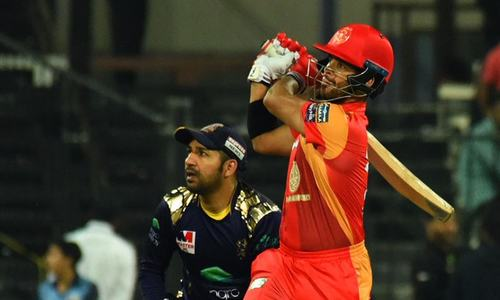 Islamabad defeat Quetta by 6 wickets, equal record for consecutive PSL victories