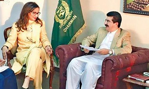 PPP's nominee set to become opposition leader in Senate